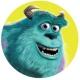 Elektrische Zahnbürste Monster Inc.