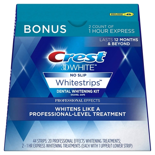 Crest Professional Effects Limited Edition