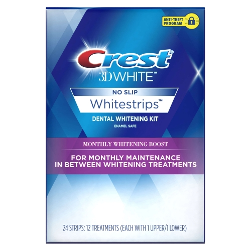 Crest Monthly Supply bandes de blanchiment