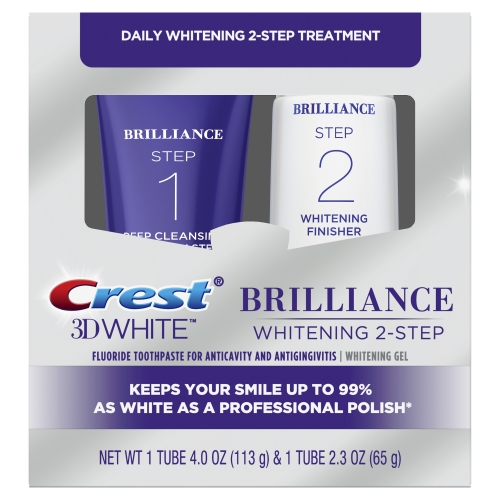 Crest Brilliance Whitening System