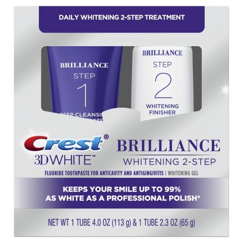 Crest Brilliance Whitening System