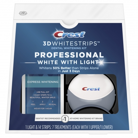 Crest White Light