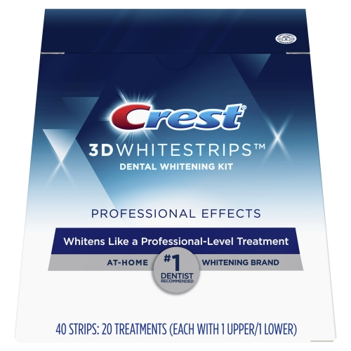 Crest Professional Effects bandes de javel