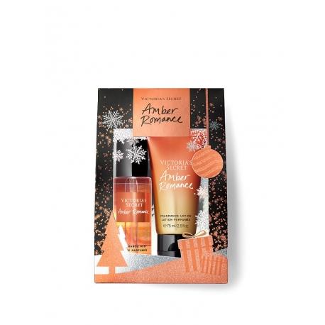 Victoria's Secret Amber Romance gift set