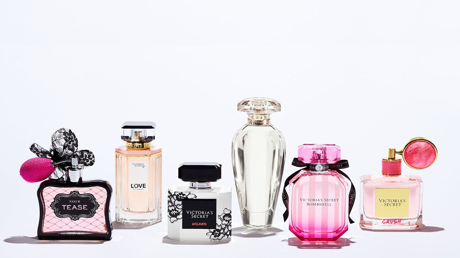 La Fragrance de Victoria's Secret
